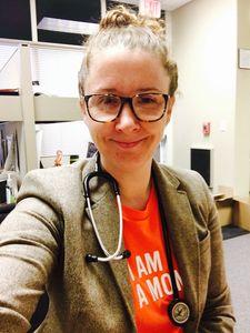 Headshot of Dr. Anna Gladstone