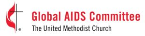 Logo for the United Methodist Global AIDS Committee.