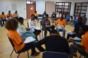 Africa University students study the Social Principles
