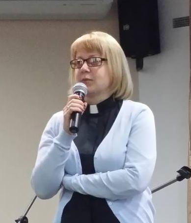 Rev. Natalya Prokhorova