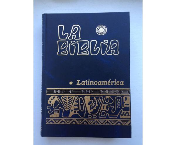 photo of Latin American bible