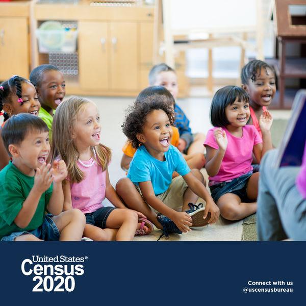 census 2020 children