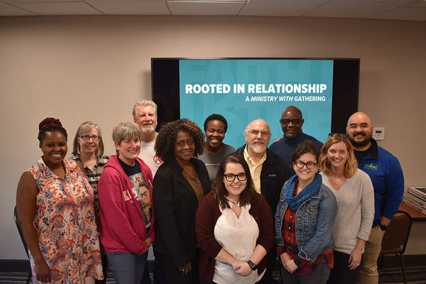 Rooted relationship event ministry with