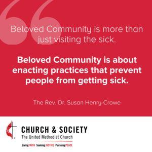 Beloved Community Coronavirus