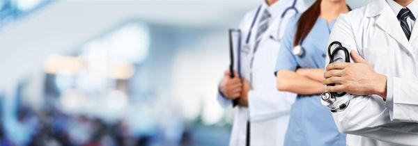 Healthcare providers coronavirus