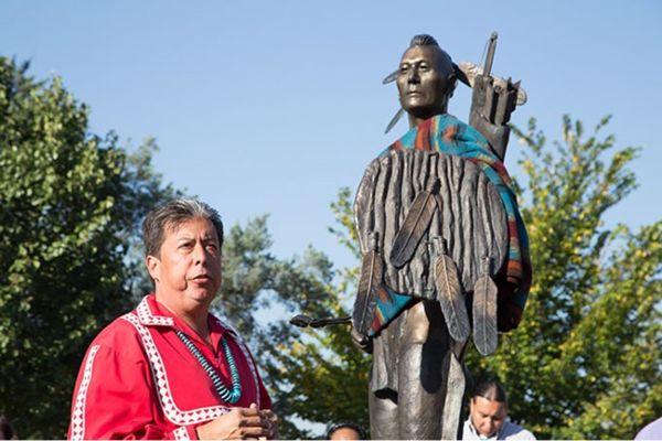 David Wilson stands by Native statute