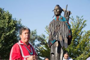 David Wilson stands by Native statute