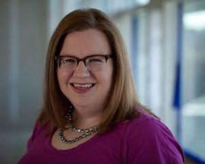 Amanda Holmes theological intern headshot