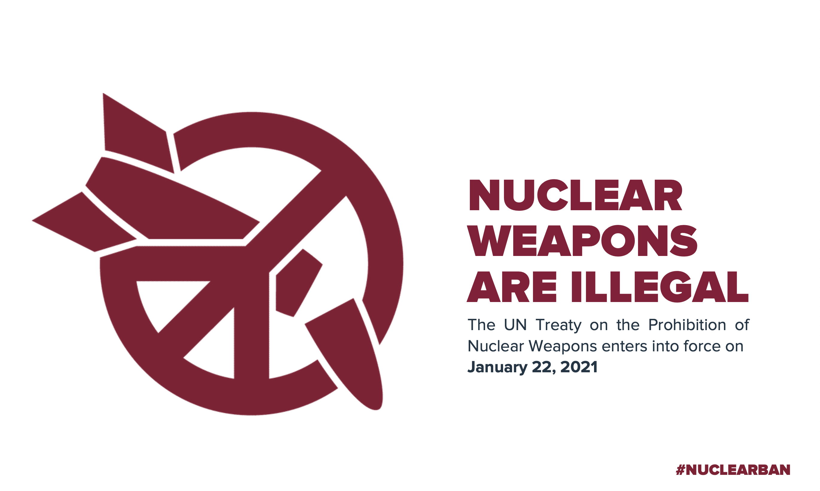 nuclear weapons illegal 2021