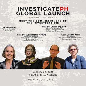 Susan Henry Crowe Philippines HCHR