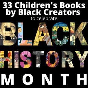 black history month children books