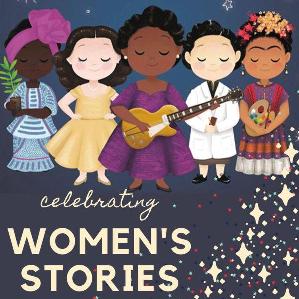 celebrating womens stories