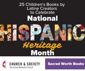 Hispanic Heritage Month article image for Sacred Worth Books September