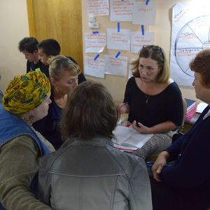 Social Principles training in Russia